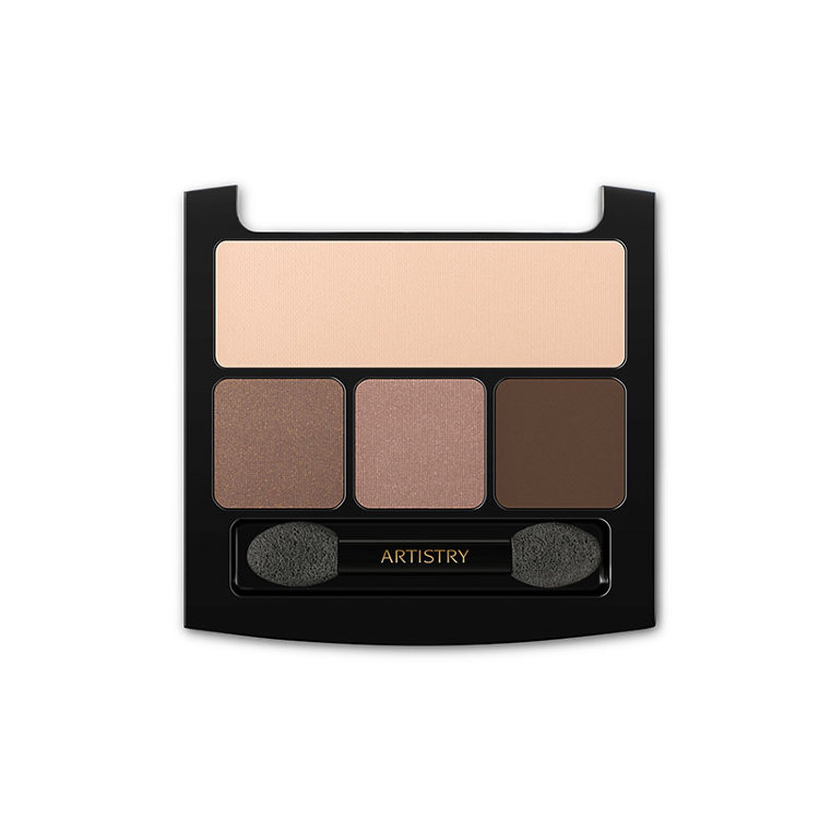 Палитра теней для век, вкладыш ARTISTRY SIGNATURE COLOR  118394 NATURAL GLOW